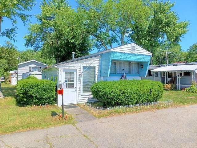 130 East Washington St #37, North Attleboro, MA 02760 (MLS #72853764) :: RE/MAX Vantage
