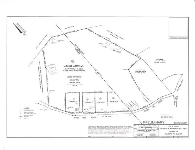 Lot 3 Hyde Hill Rd, Goshen, MA 46526 (MLS #72853797) :: Team Roso-RE/MAX Vantage