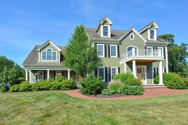 11 Martha's Way, Mansfield, MA 02048 (MLS #72853996) :: Anytime Realty