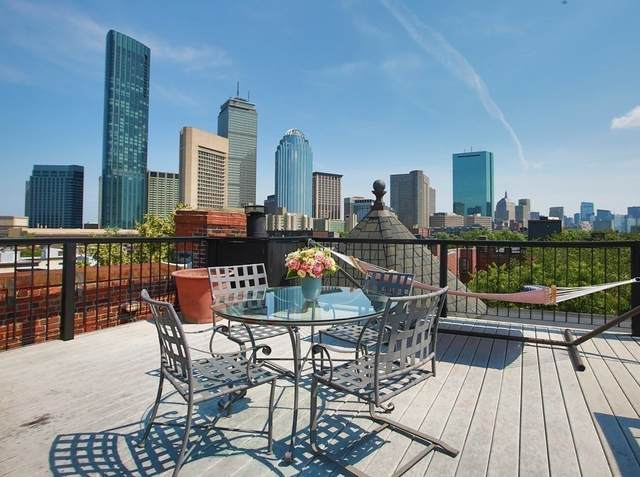 26 Wellington Street #5, Boston, MA 02118 (MLS #72854039) :: Charlesgate Realty Group