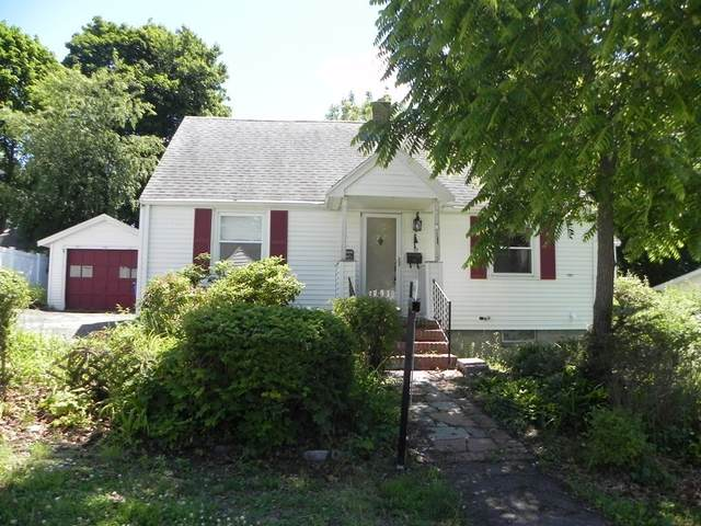 32 Hills St, Randolph, MA 02368 (MLS #72854181) :: Anytime Realty