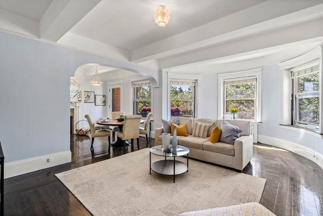 1080 Beacon Street 4A, Brookline, MA 02446 (MLS #72854270) :: East Group, Engel & Völkers