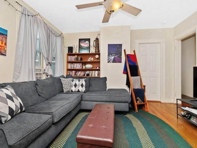 12 Seminary Street #6, Boston, MA 02129 (MLS #72854285) :: EXIT Cape Realty