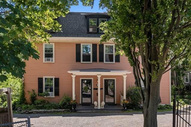 11-12 Goodwin Place, Brookline, MA 02445 (MLS #72854302) :: East Group, Engel & Völkers