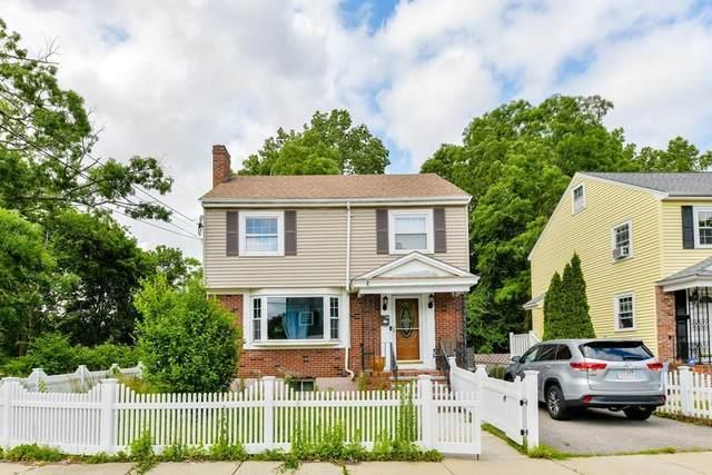 2 Fieldmont St, Boston, MA 02136 (MLS #72854306) :: East Group, Engel & Völkers