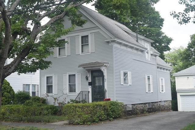 27 Belmont St, North Andover, MA 01845 (MLS #72854380) :: East Group, Engel & Völkers