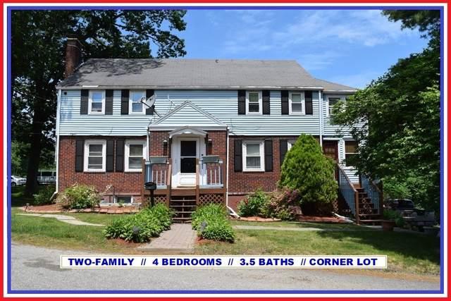 28 Swan Avenue, Worcester, MA 01602 (MLS #72854386) :: East Group, Engel & Völkers