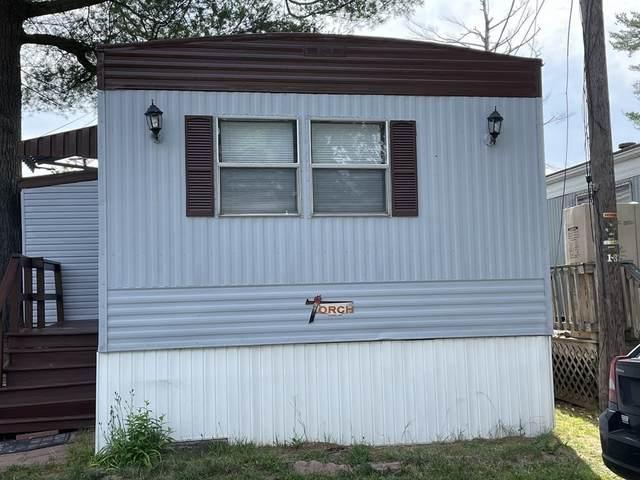 305 Turnpike St. #27, Easton, MA 02356 (MLS #72854412) :: East Group, Engel & Völkers