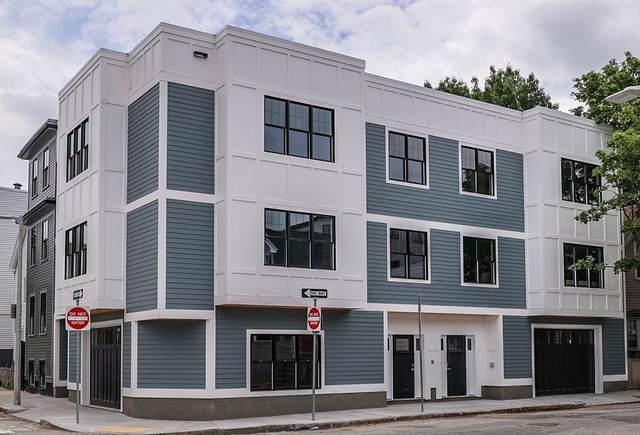 187 E Street #1, Boston, MA 02127 (MLS #72854419) :: East Group, Engel & Völkers