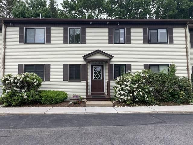 16 Cleveland Place #14, Gloucester, MA 01930 (MLS #72854427) :: East Group, Engel & Völkers