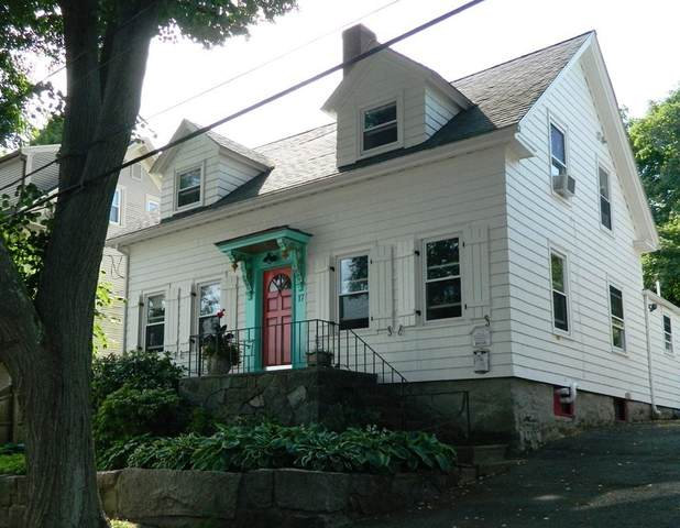 17 Highland Terrace, Marblehead, MA 01945 (MLS #72854446) :: East Group, Engel & Völkers