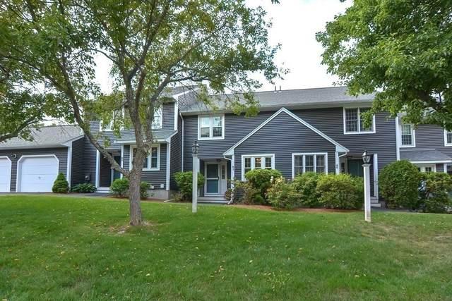 41 Laurelwood Drive #41, Hopedale, MA 01747 (MLS #72854447) :: East Group, Engel & Völkers