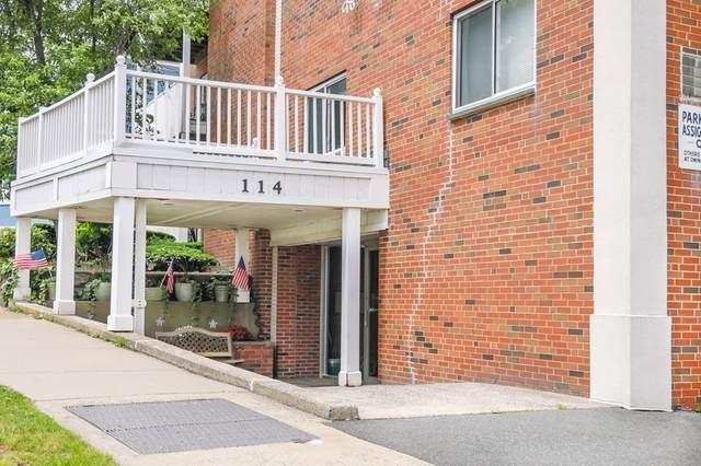114 Nahant St #11, Lynn, MA 01902 (MLS #72854490) :: East Group, Engel & Völkers