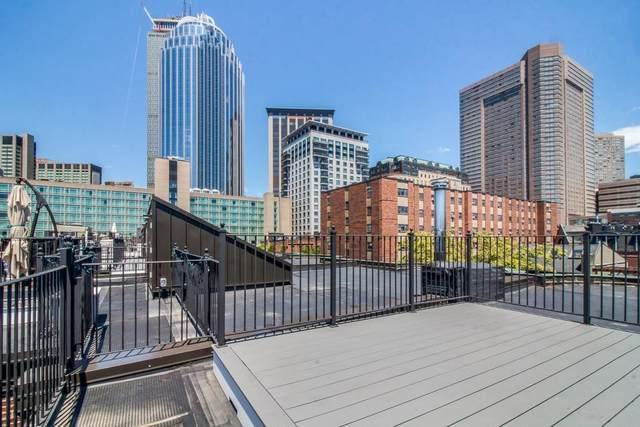 17 Follen St #4, Boston, MA 02116 (MLS #72854542) :: Charlesgate Realty Group