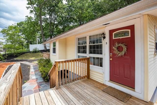 5 Oak St, Burlington, MA 01803 (MLS #72854562) :: Kinlin Grover Real Estate