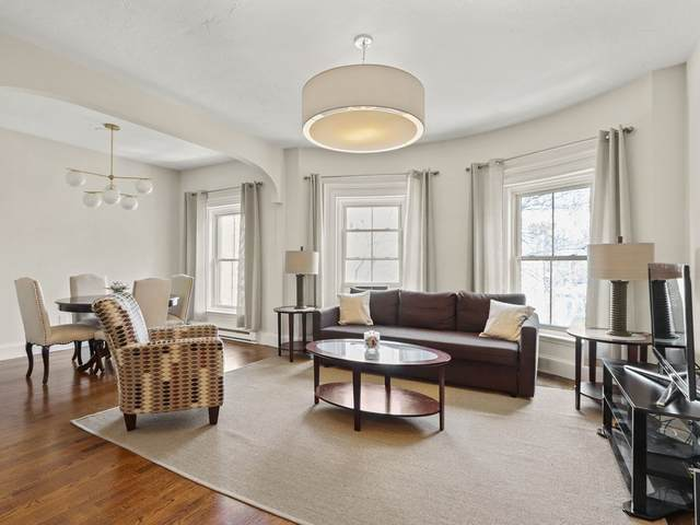 94 Worcester St #3, Boston, MA 02118 (MLS #72854665) :: Charlesgate Realty Group