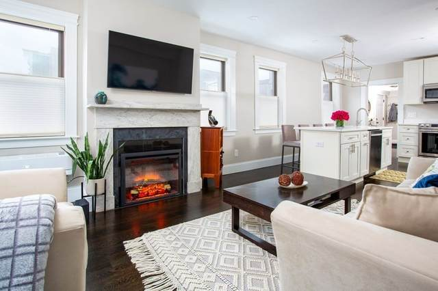 38 Mead Street #1, Boston, MA 02129 (MLS #72854713) :: Anytime Realty