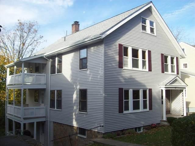 52 Redlands Road, Boston, MA 02132 (MLS #72854733) :: Trust Realty One