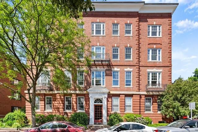 371 Harvard Street 4C, Cambridge, MA 02138 (MLS #72854752) :: Charlesgate Realty Group