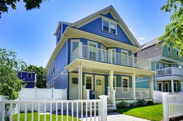 500 Huron Ave, Cambridge, MA 02138 (MLS #72854760) :: Charlesgate Realty Group