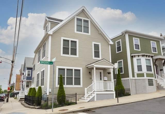 231 Brooks St, Boston, MA 02128 (MLS #72854862) :: Boylston Realty Group
