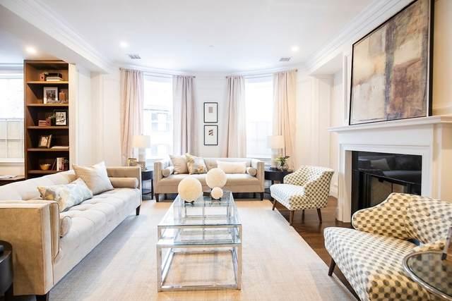 3 Joy Street Penthouse, Boston, MA 02108 (MLS #72854890) :: Zack Harwood Real Estate | Berkshire Hathaway HomeServices Warren Residential