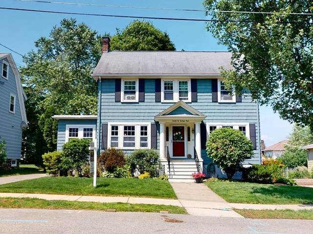 26 Gorham Rd, Belmont, MA 02478 (MLS #72854904) :: Kinlin Grover Real Estate