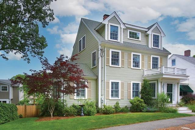 89 Dwinell St, Boston, MA 02132 (MLS #72855070) :: Boylston Realty Group