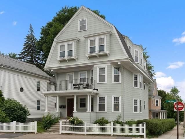 22 Walter St #1, Boston, MA 02131 (MLS #72855076) :: Boylston Realty Group