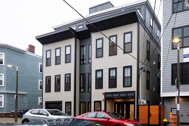 205 West Eighth Street #3, Boston, MA 02127 (MLS #72855166) :: Charlesgate Realty Group