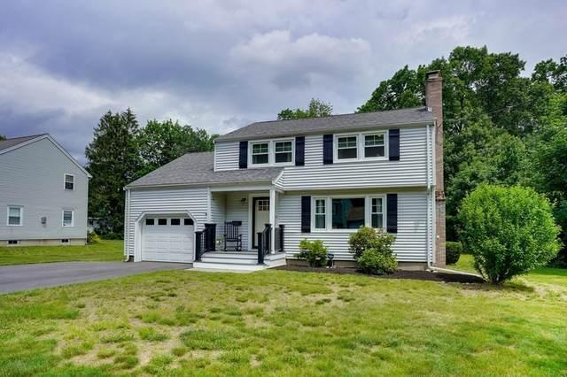 9 Independence Dr, Burlington, MA 01803 (MLS #72855224) :: Kinlin Grover Real Estate