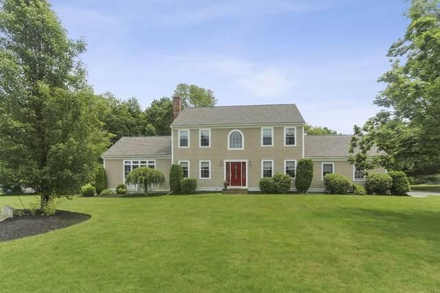 33 Howland Road, Berkley, MA 02779 (MLS #72855266) :: Spectrum Real Estate Consultants