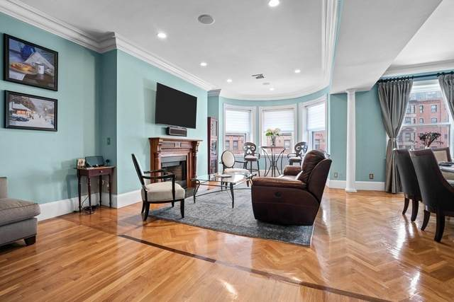 158 Newbury Street #3, Boston, MA 02116 (MLS #72855301) :: Charlesgate Realty Group