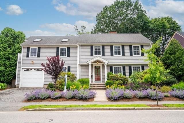 139 School Street, Belmont, MA 02478 (MLS #72855323) :: Kinlin Grover Real Estate
