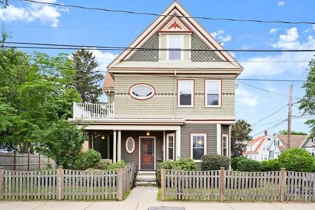 296 Temple Street, Boston, MA 02132 (MLS #72855365) :: Trust Realty One