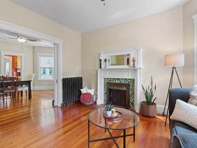 45 Fayette St #1, Cambridge, MA 02139 (MLS #72855370) :: Charlesgate Realty Group