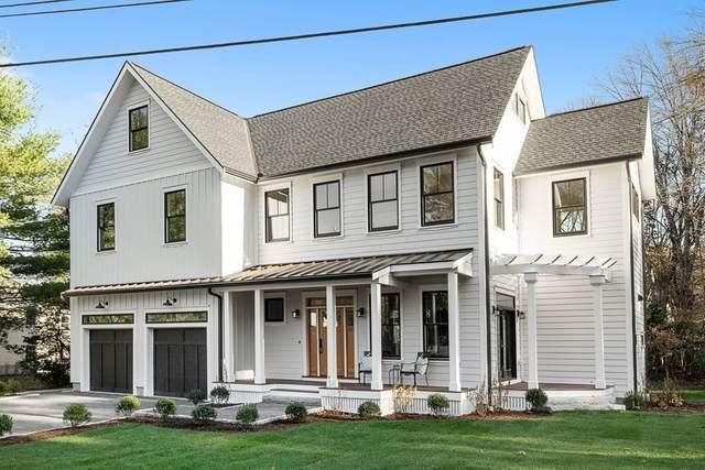 6 Blinn Road, Lexington, MA 02421 (MLS #72855421) :: EXIT Cape Realty