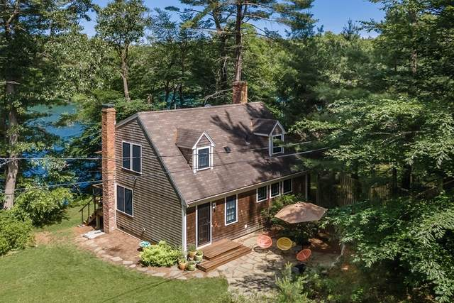 49 W Long Pond Rd, Plymouth, MA 02360 (MLS #72855454) :: Charlesgate Realty Group