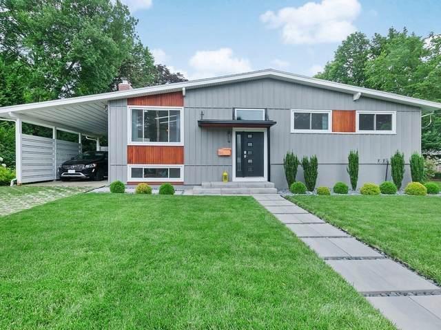 96 Harding St, Newton, MA 02465 (MLS #72855455) :: Kinlin Grover Real Estate
