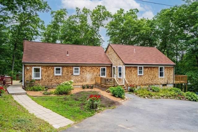 28 Hillside Rd, Plainville, MA 02762 (MLS #72855513) :: Charlesgate Realty Group
