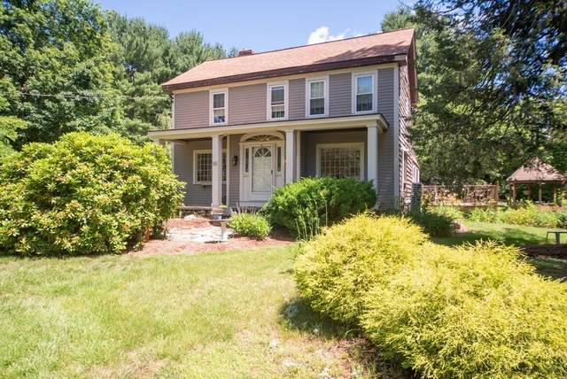 36 Edgewood Rd, Southborough, MA 01772 (MLS #72855558) :: Charlesgate Realty Group
