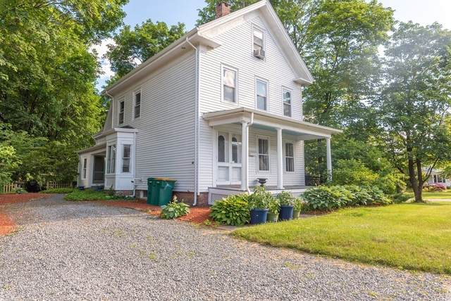 116 West St, Mansfield, MA 02048 (MLS #72855612) :: Charlesgate Realty Group