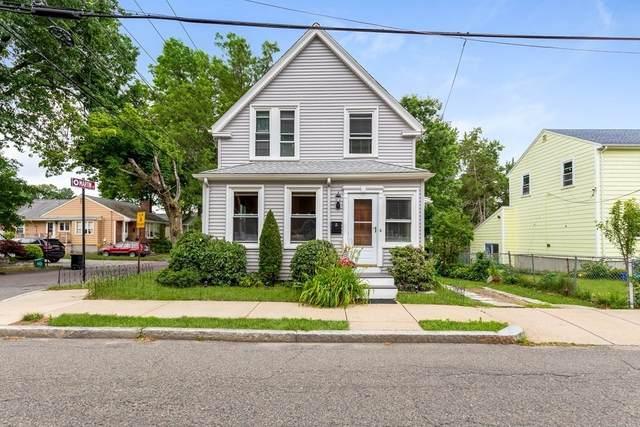 62 Maple Street, Melrose, MA 02176 (MLS #72855725) :: Westcott Properties