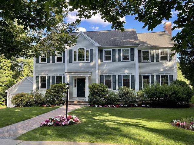 46 Valley Spring Road, Newton, MA 02458 (MLS #72855726) :: Kinlin Grover Real Estate