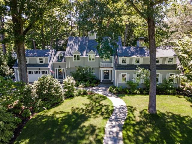 30 Whiting Rd, Wellesley, MA 02481 (MLS #72855748) :: EXIT Realty