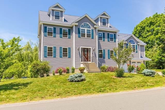21 Sunset Dr, Burlington, MA 01803 (MLS #72855754) :: Kinlin Grover Real Estate