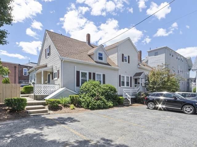 284 Melrose Street, Newton, MA 02466 (MLS #72855958) :: Kinlin Grover Real Estate