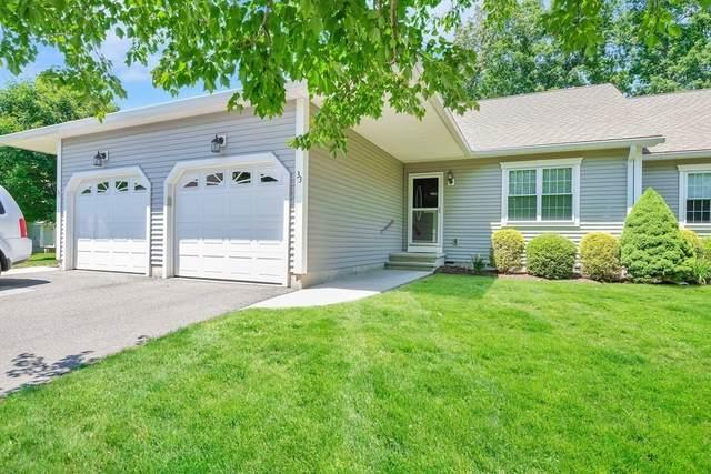 33 Oakhill Cir #33, Chicopee, MA 01020 (MLS #72856074) :: NRG Real Estate Services, Inc.