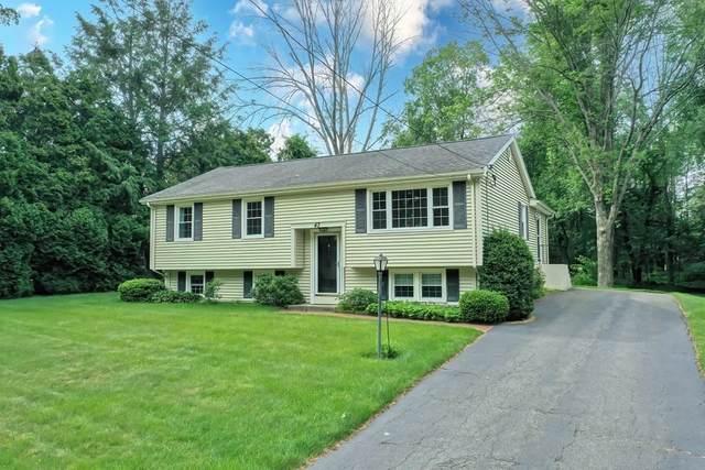 43 Ridge Road, Holliston, MA 01746 (MLS #72856090) :: Welchman Real Estate Group