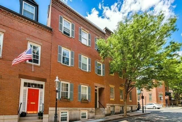 20 Chestnut Street #2, Boston, MA 02129 (MLS #72856167) :: Anytime Realty